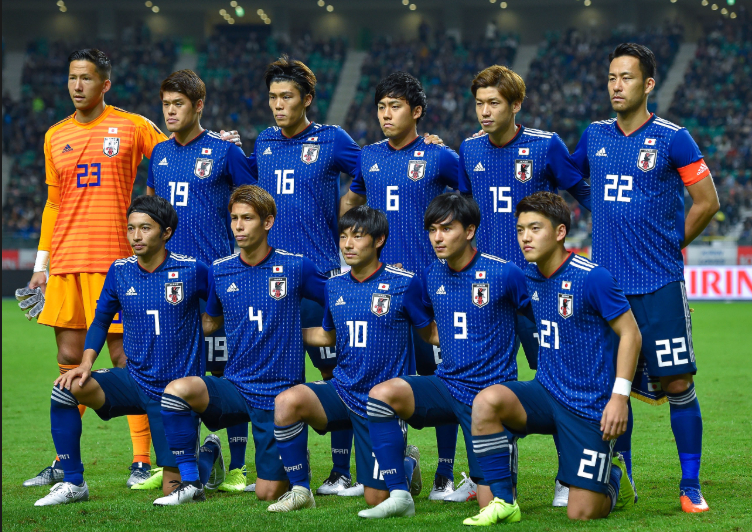 実際のサッカー日本代表選手の弱点と良い点